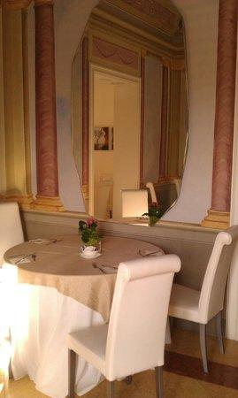 Casena dei Colli :                   salon du petit déjeuner