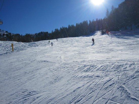 Monte Giner:                   Una giornata meravigliosa !!!