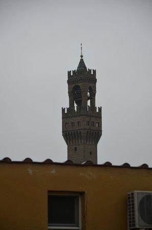 Pitti Palace al Ponte Vecchio:                   bella vista!!!!