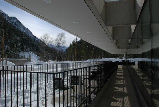BMW Alpenhotel Ammerwald :                   outside