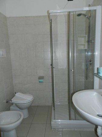 Hotel dore': Bagno confortevole