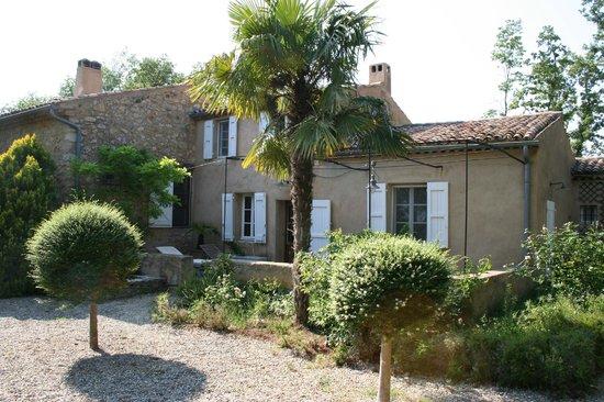 Maison familiale La Boussone Domaine de la Blaque