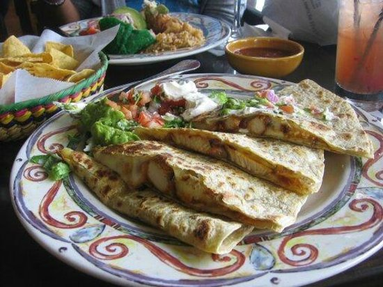 Saylor's Restaurant And Bar:                   El Pollo Quesadilla....Awesome!!!!mmmm!!!!!!!!1