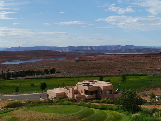 Quality Inn at Lake Powell:                                     Vue de la chambre