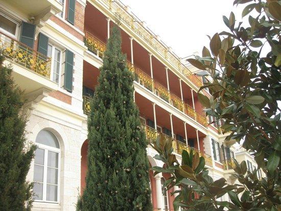 Hilton Imperial Dubrovnik: Hotel Facade