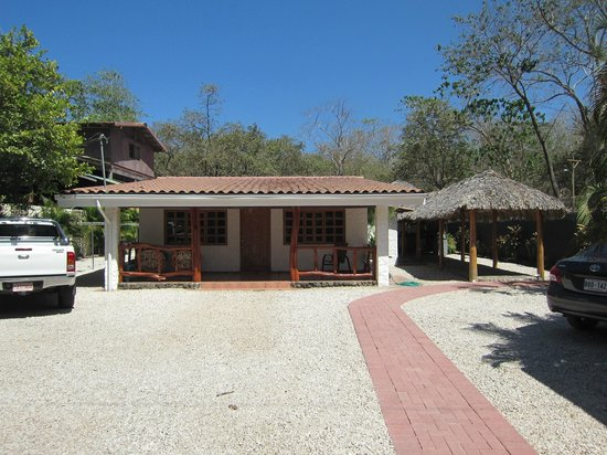 BP Surf Hotel:                   Front of the property