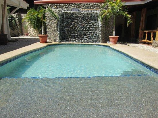 BP Surf Hotel:                   Pool w/ Waterfall