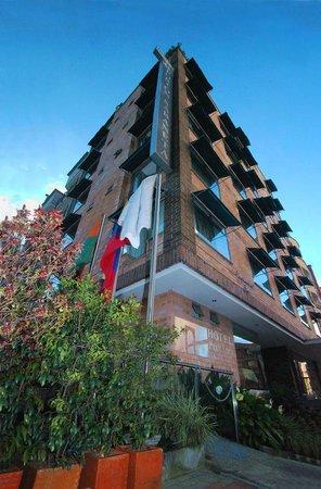 Hotel Porton Sabaneta: El Hotel