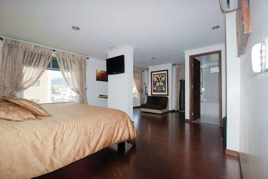 Hotel Porton Sabaneta: habitación suite