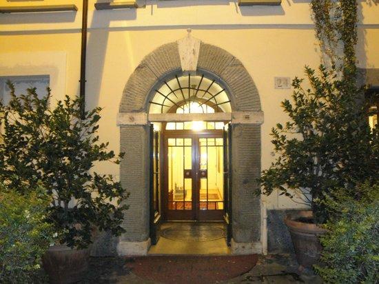Hotel Bramante:                   L'ingresso