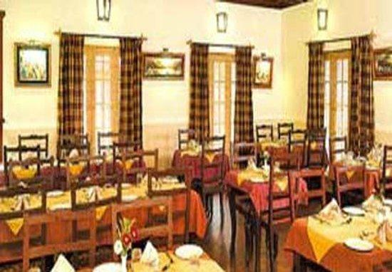 Pagoda Resorts Alleppey:                   Reasurtrant
