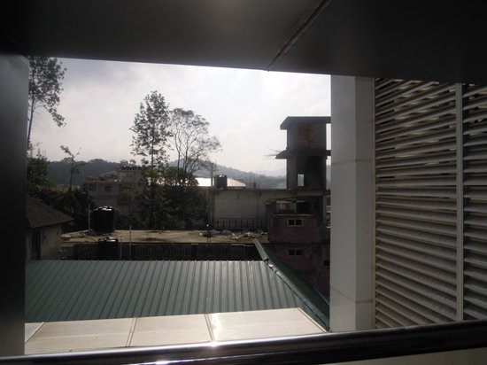Hotel Holiday Vista:                   View from the Platinum Jewel Room
