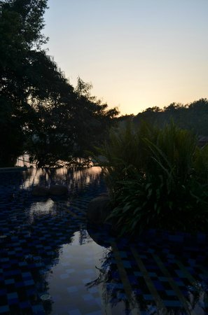 Orange County, Coorg:                                     infinity pool