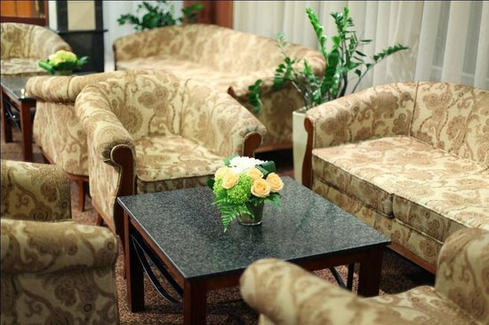 Premier Hotel Rus: Reception