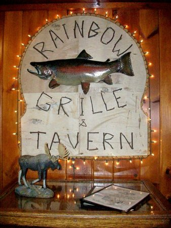 Rainbow Grille & Tavern: Welcome!