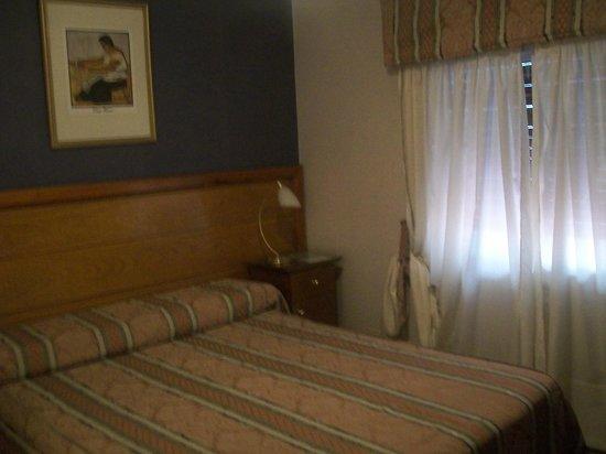 Hotel Provincial:                   LA habitación