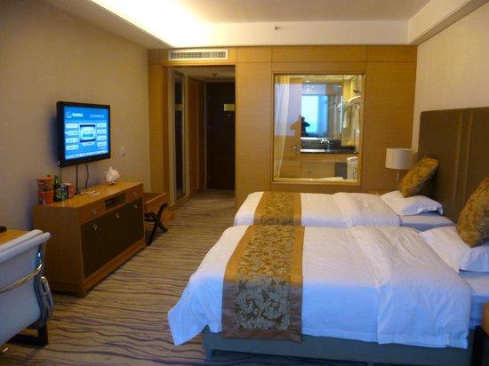 Haiyu Hotel:                   My Room