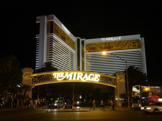 The Mirage Hotel & Casino:                                     Le Mirage