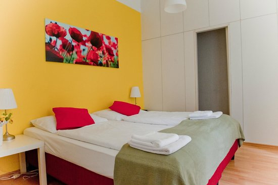 Actilingua Apartment Hotel Pension: Double Apartment