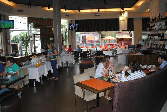 BA Sohotel:                   Rietti Restaurant