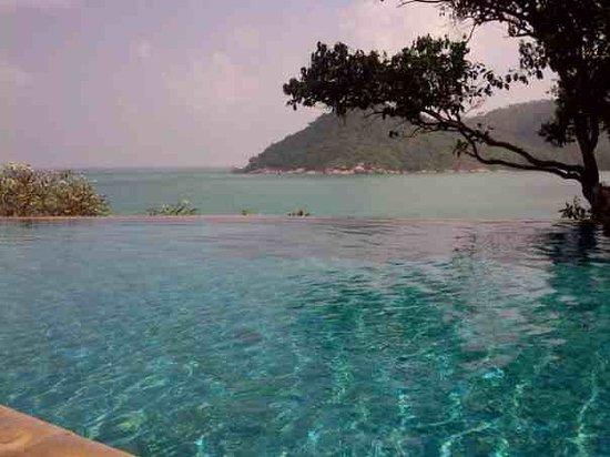 Panviman Resort - Koh Pha Ngan:                   Infinity Pool