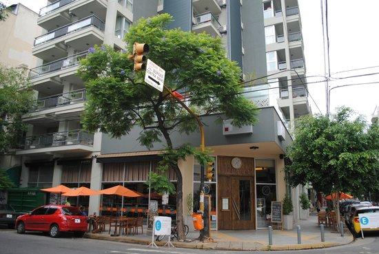 BA Sohotel:                   BS Sohotel Exterior