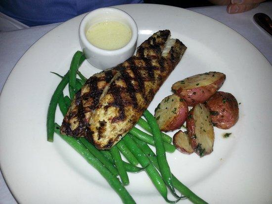 Mr. B's Bistro: Wood Grilled Fish