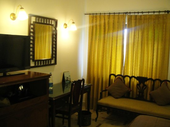 Gateway Hotel Rawalkot Jaisalmer:                   Our room.