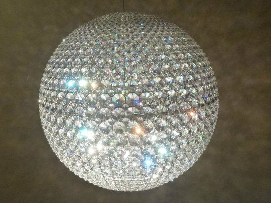 Bleckley Inn:                   Loved the Bling ball above the staircase