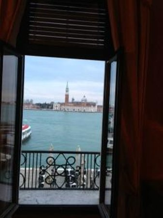 Locanda Vivaldi:                   View from the window of 204