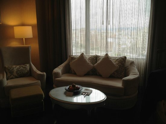 Taipei Garden Hotel:                   from so-called Junior Suite