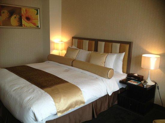 Taipei Garden Hotel:                   Junior Suite