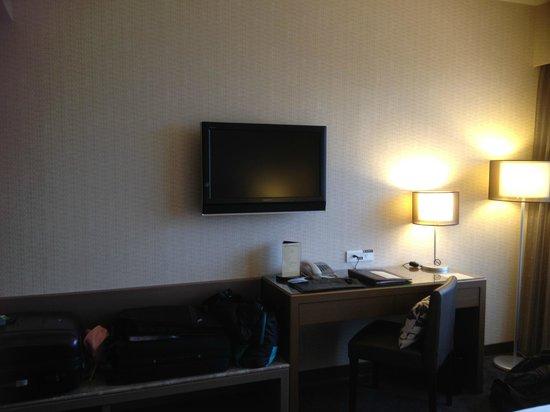Taipei Garden Hotel:                   standard room