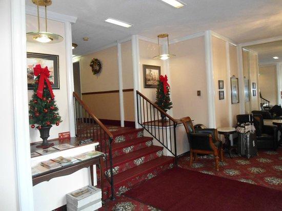 Windsor Park Hotel: Lobby 2013