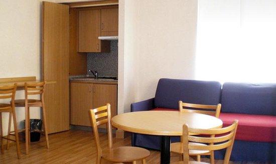Residence Portello: Dettaglio angolo cucina