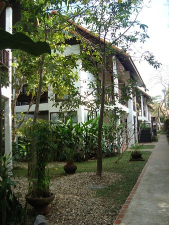The Legend Chiang Rai:                                     APARTAMENTOS