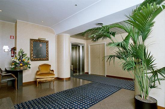 Residence Portello: Hall d'ingresso