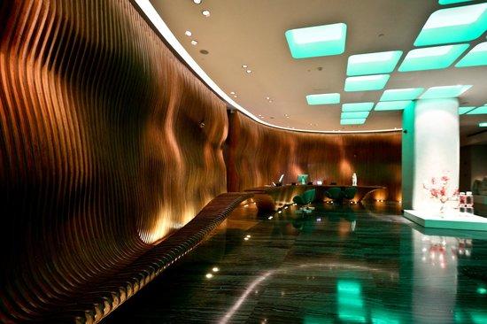 Hotel Indigo Shanghai on the Bund:                                     Lobby                                  