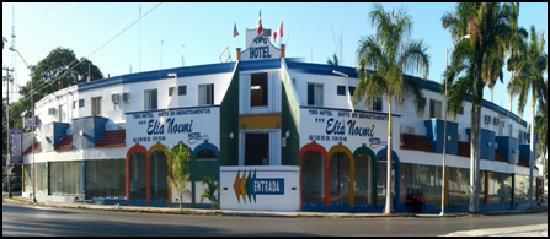 Hotel Suites Elia Noemi: Nuestra Fachada