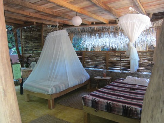 Los Naranjos Retreat:                   My palapa.