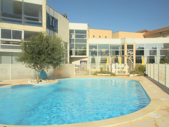 Hotel residence l 39 oceane prices reviews andernos les - Office de tourisme andernos ...