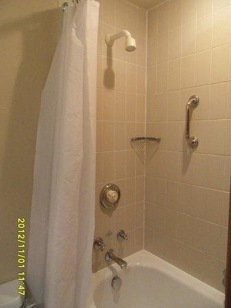 The Vermont Hotel: Bathroom