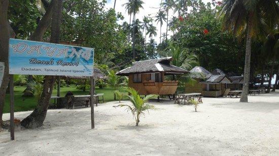 Huts - Picture of Dayang Beach Resort, Davao City - TripAdvisor