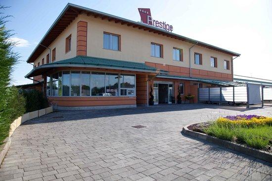 Hotel Motel Prestige: Struttura