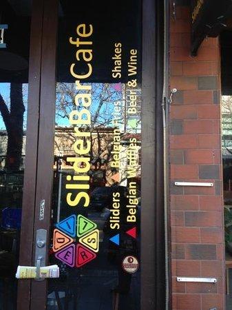 SliderBar Cafe