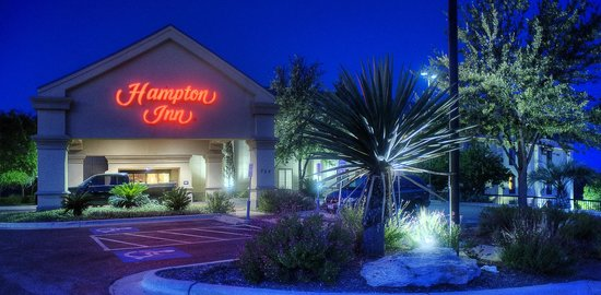Hampton Inn Marble Falls-On The Lake : Hotel