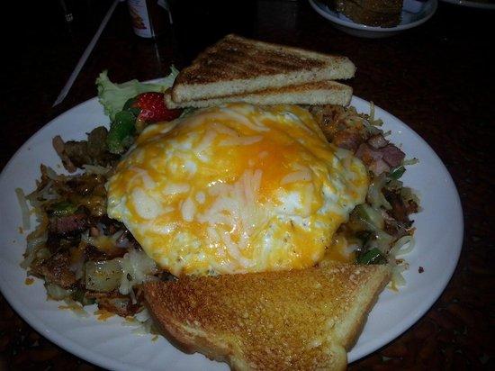 Cherokee Casino & Hotel West Siloam Springs:                   Breakfast!