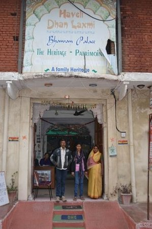 Haveli Dhan Laxmi :                                     Truly a family business