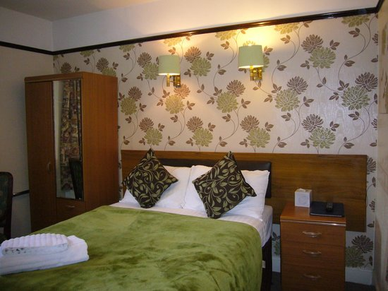 Southern Hotel: Standard Double Room