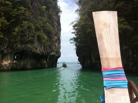 Andaman Camp and Day Cruise:                                     exit/entry from/to hong lagoon